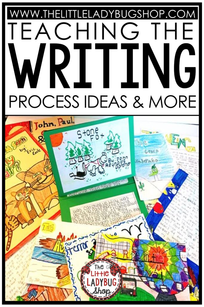 Tips for Teaching writing to elementary student