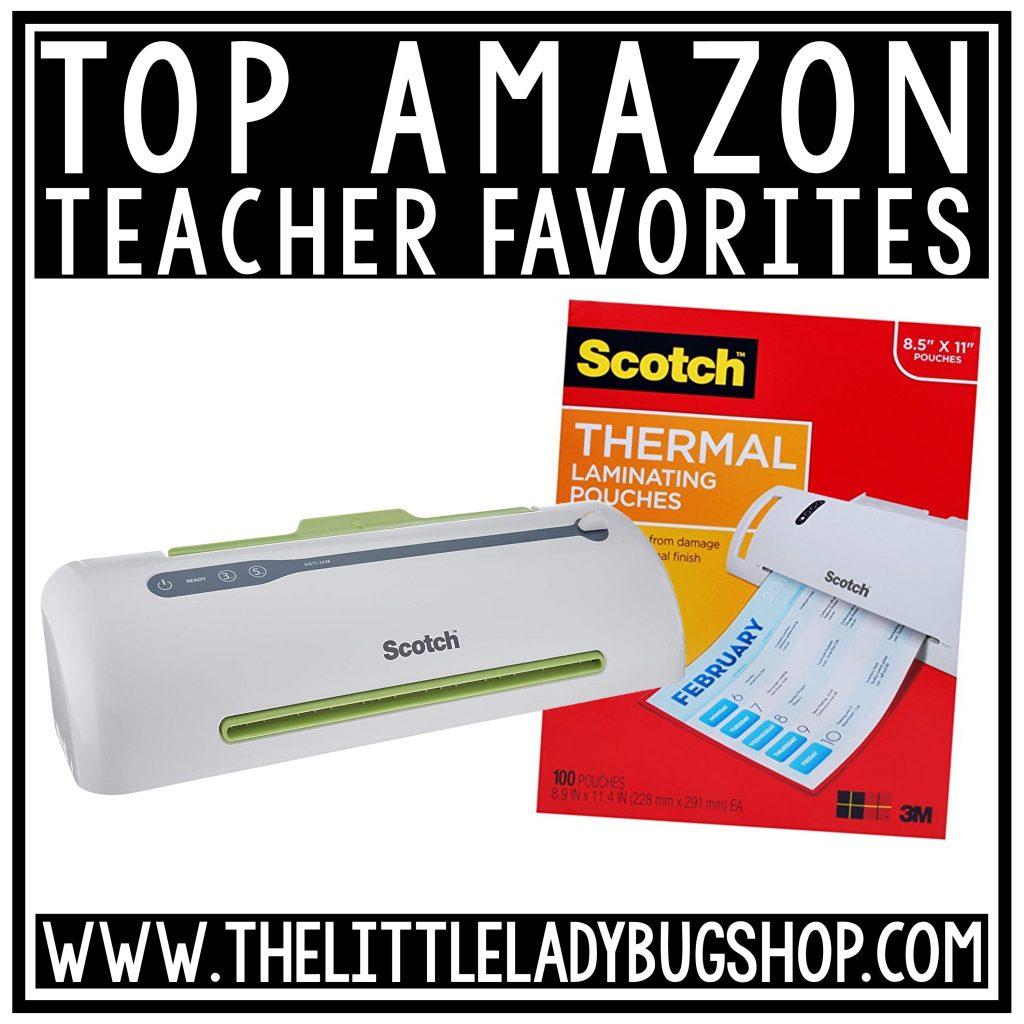 Teacher Amazon Must Haves