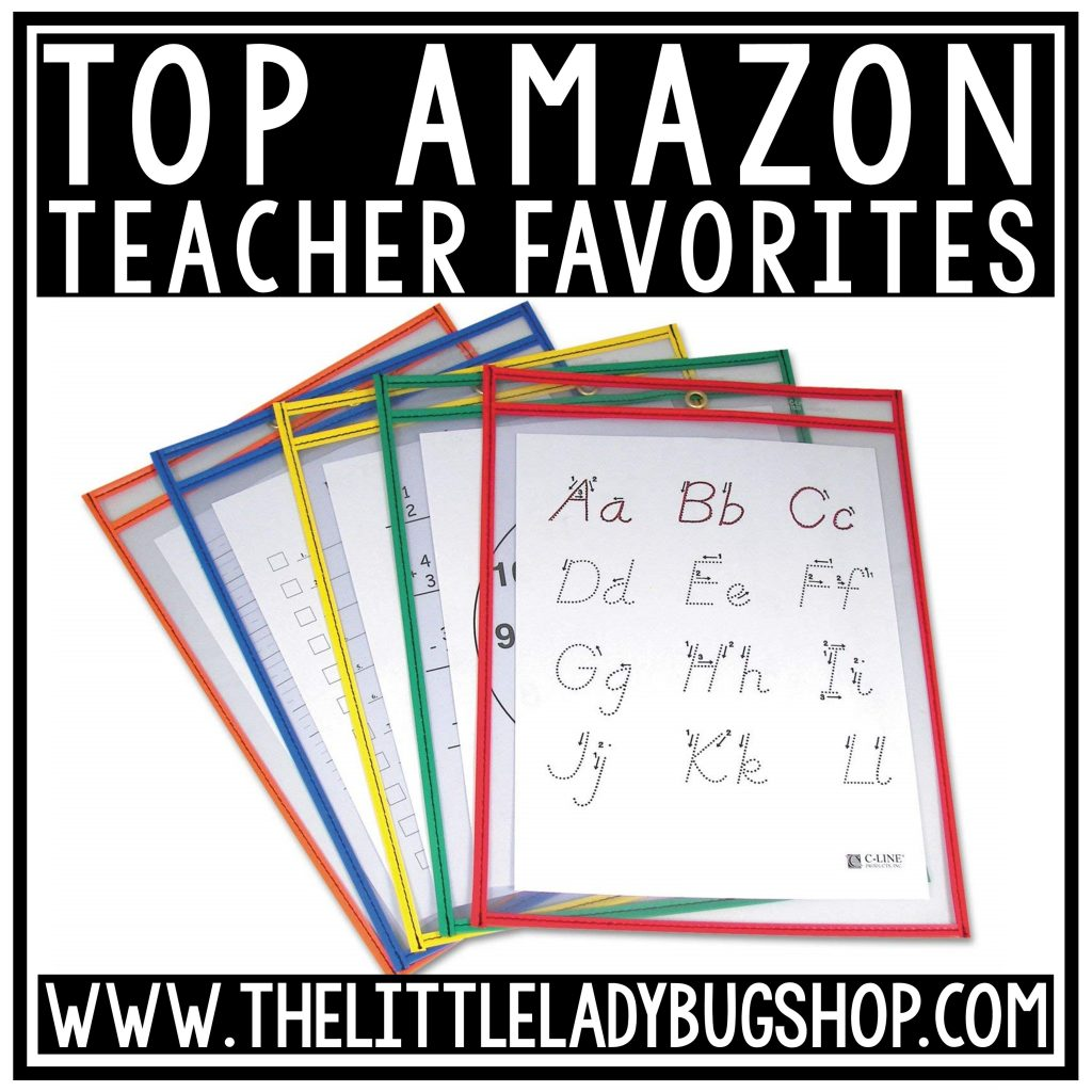 Teacher Favorite Amazon Finds