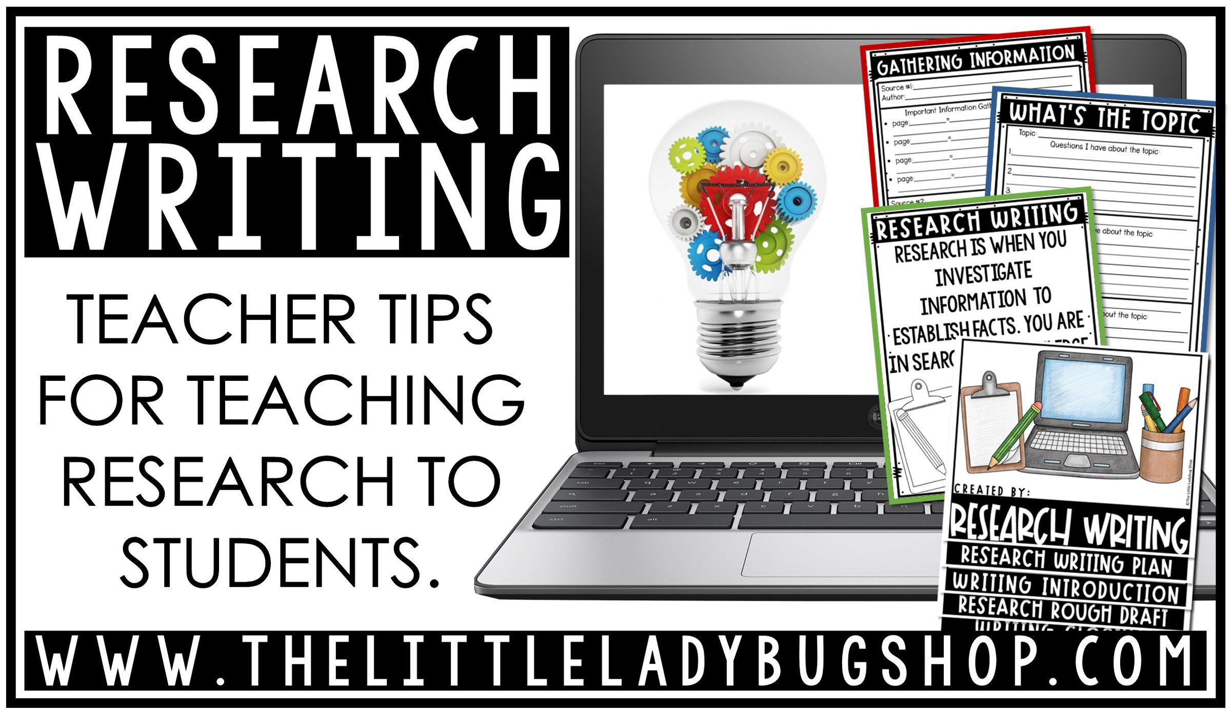 The Importance of Teaching Research Writing in Upper Elementary.