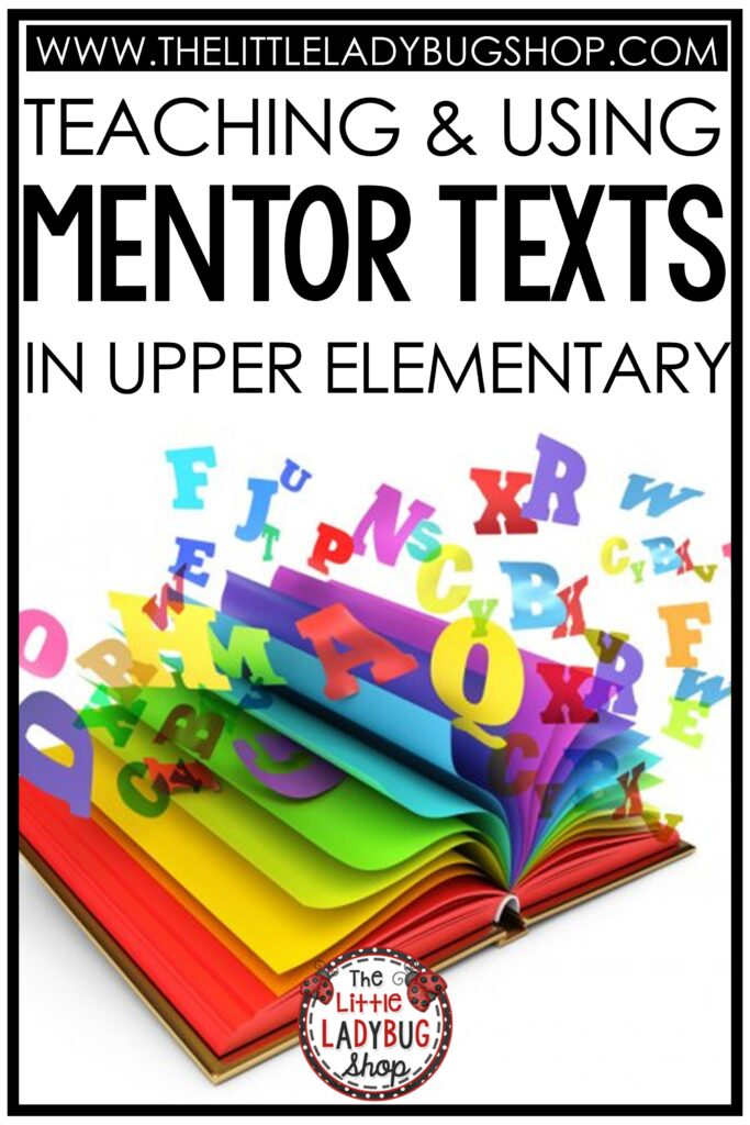 Mentor Texts to Teach Comprehension Strategies