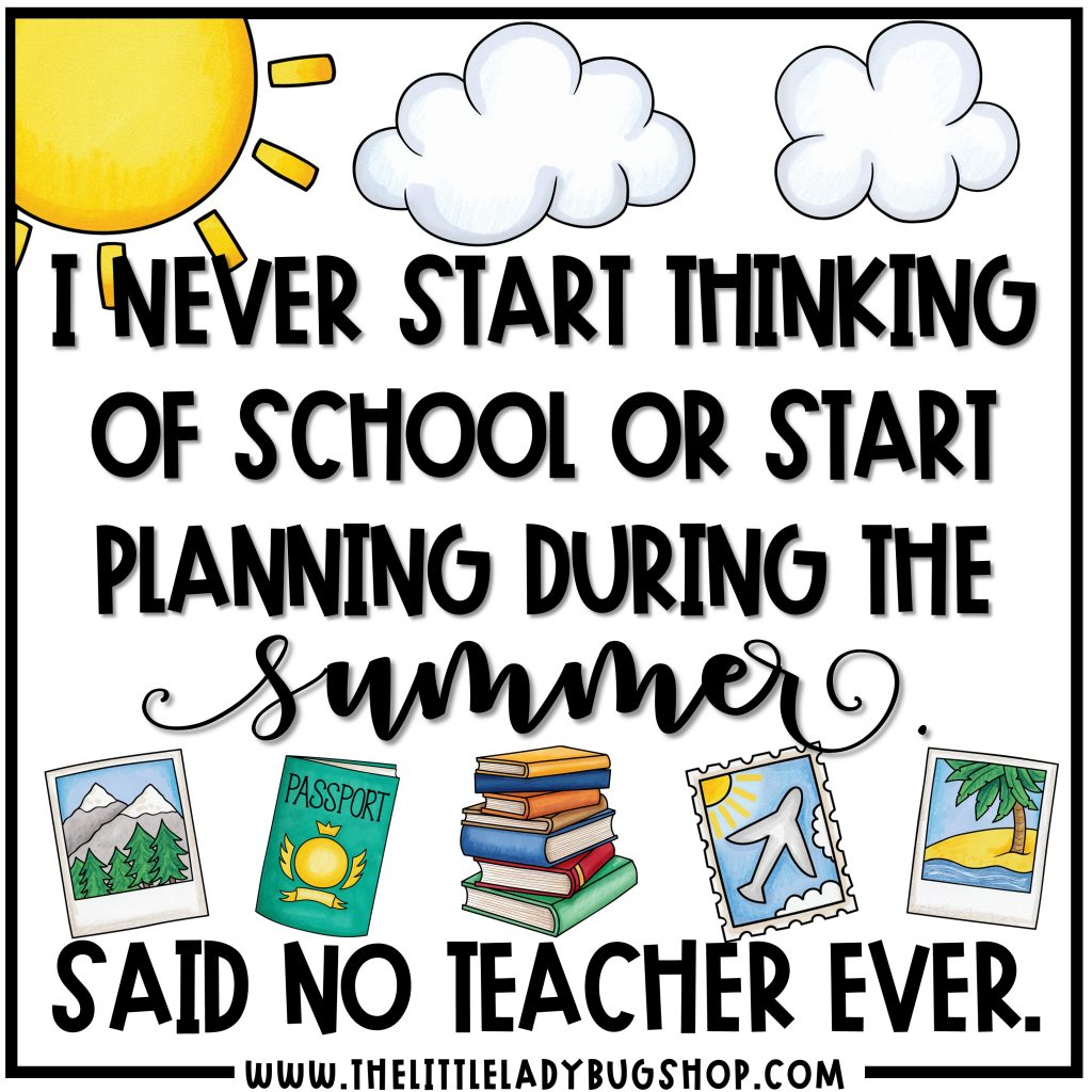 Teacher Summer Planning Tips to Reignite and Refuel for Back to School