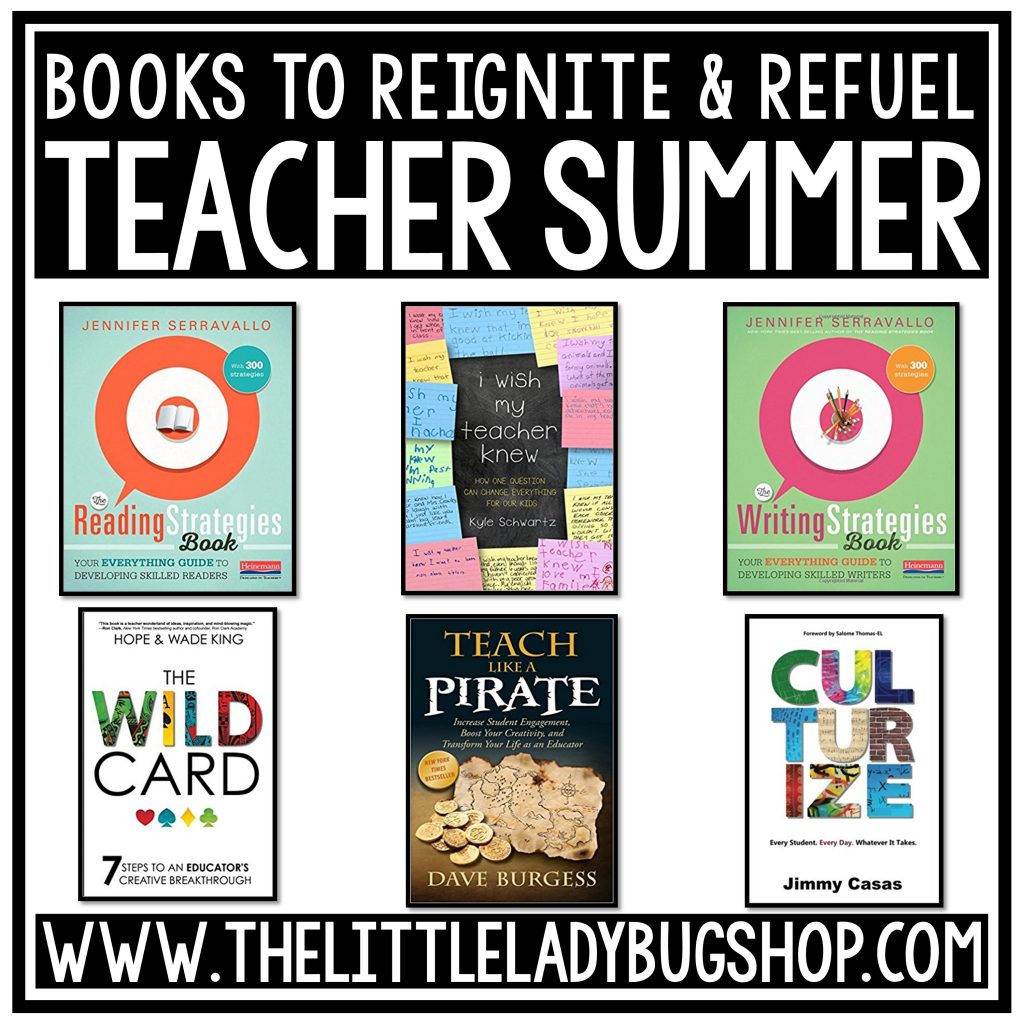 Summer Reading Professional Development for Teachers