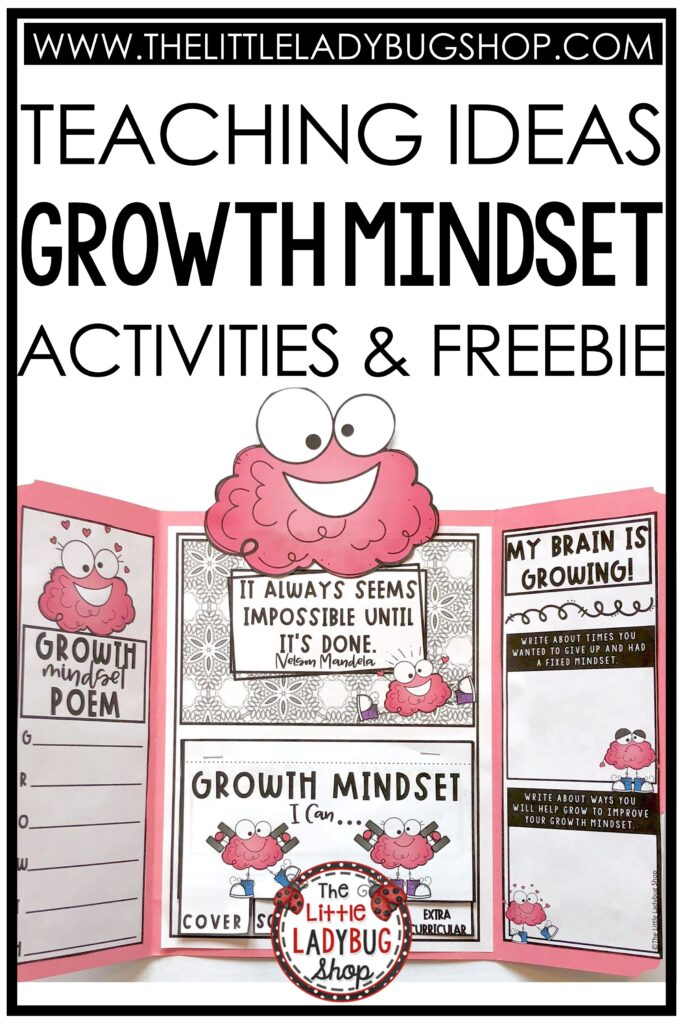 Teaching Growth Mindset in Elementary