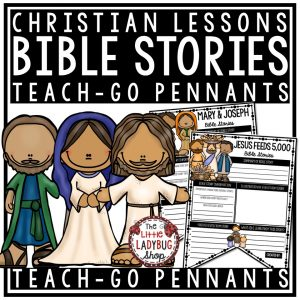 Books of the Bible Lessons Religion Posters & Christian Education Activities