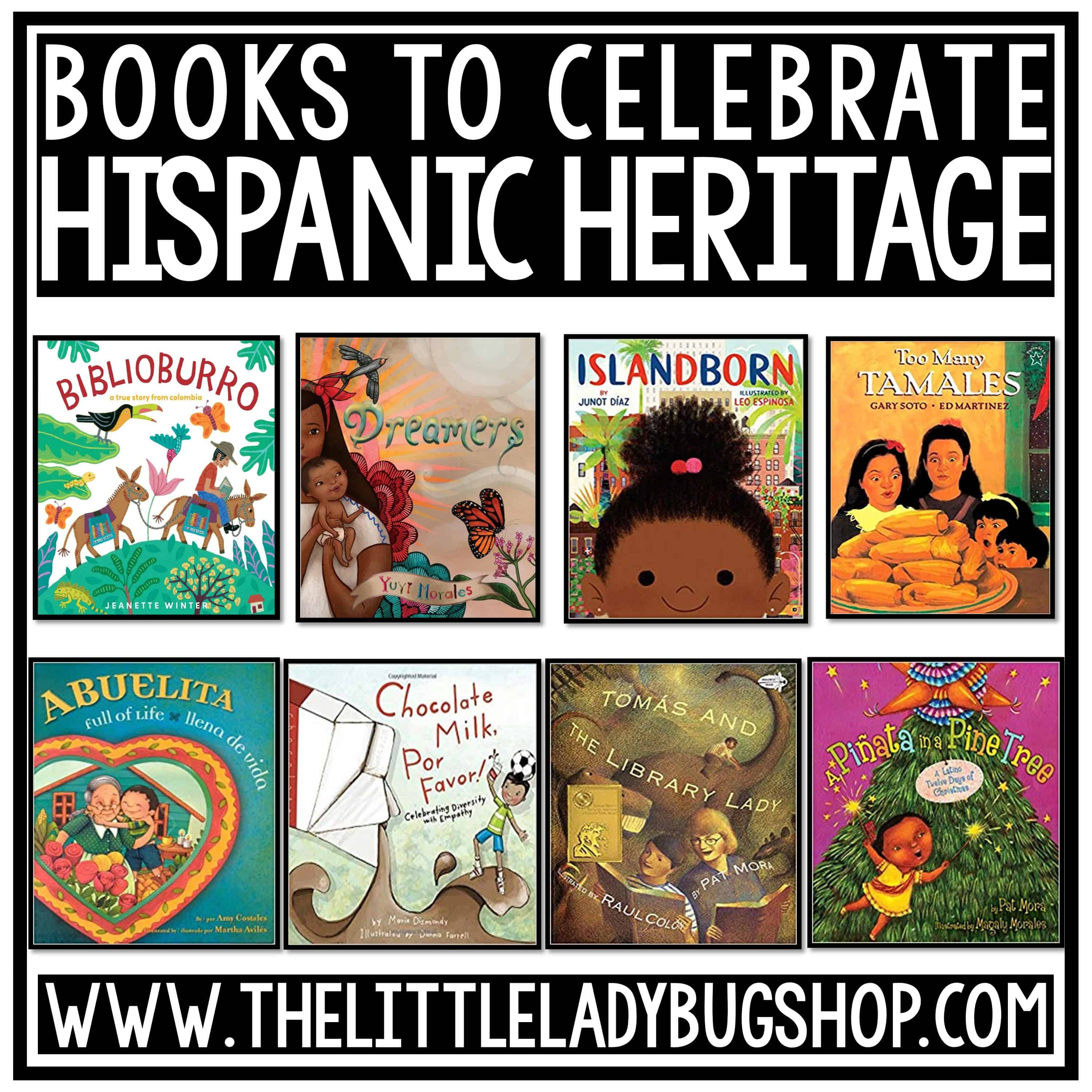 Hispanic Heritage Month Ideas and Activities