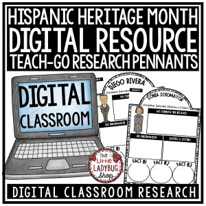 Hispanic Heritage Month Digital Resource