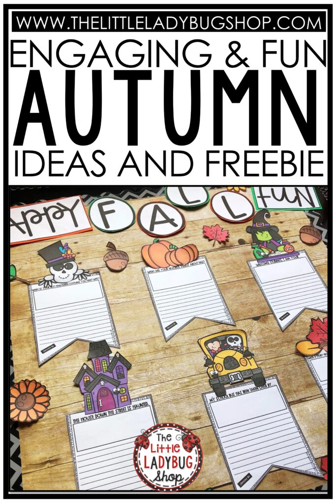 Fall Favorite Books, Bulletin Board and Activities