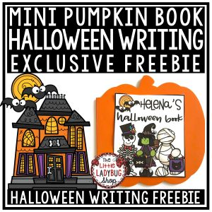 Pumpkin Writing Freebie