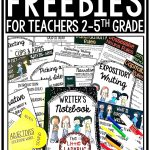Free Elementary Resources for Teachers and Homeschool