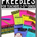 Free Elementary Resources for Teachers and Homeschoolers