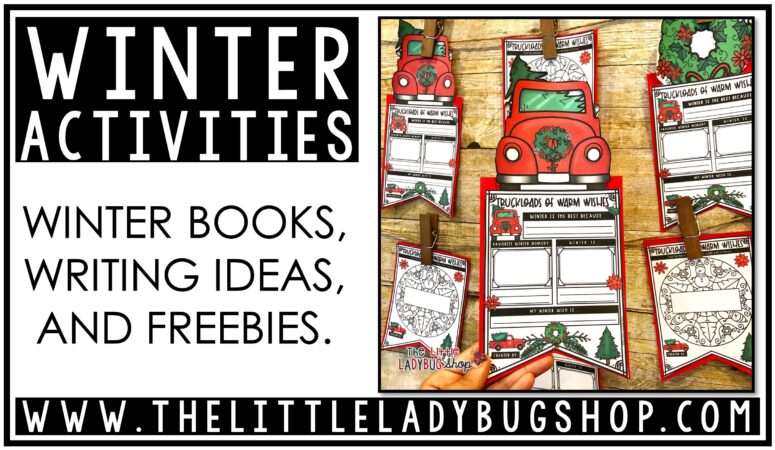 Winter Creative Writing: Bulletin Board Ideas