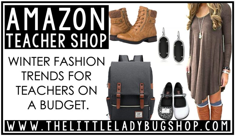 Winter Top Amazon Teacher Fashion Trends