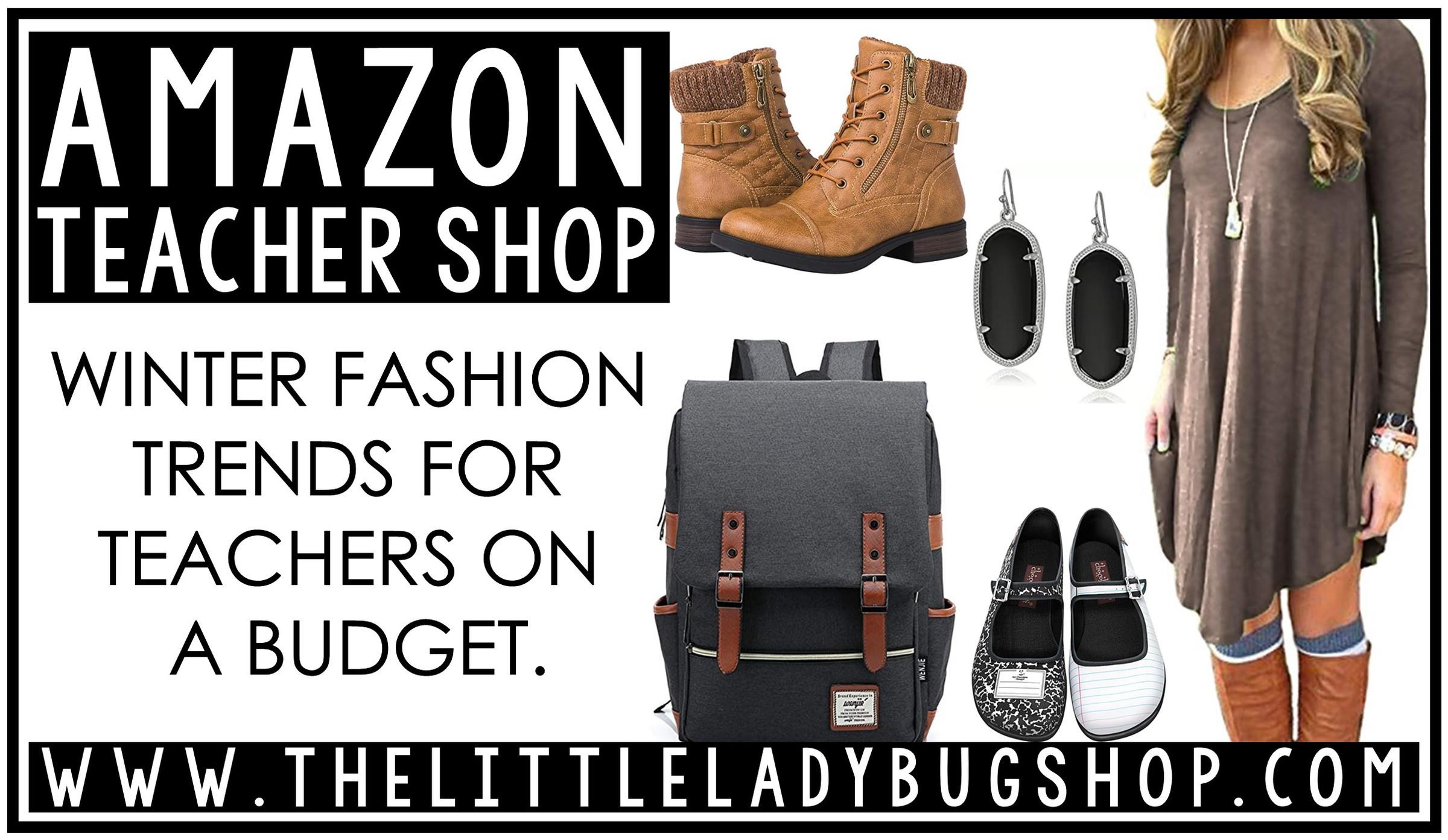 Top Amazon Teacher Fashion Trends