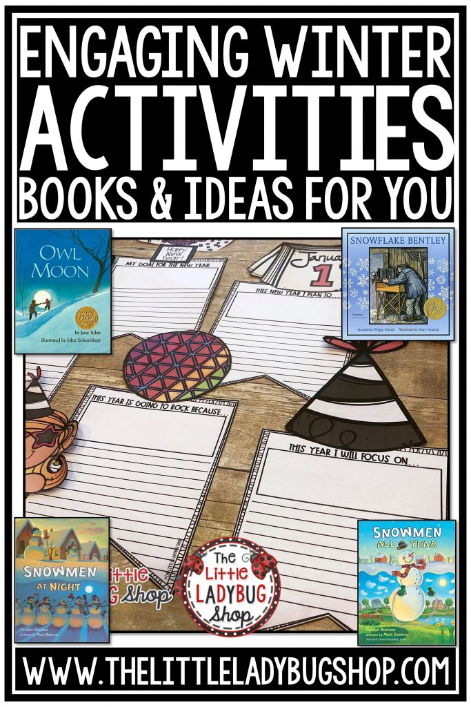 Winter Activities to Keep Your Students Engaged 3rd grade, 4th grade, 5th grade.