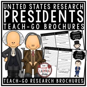 United States Presidents Research Project