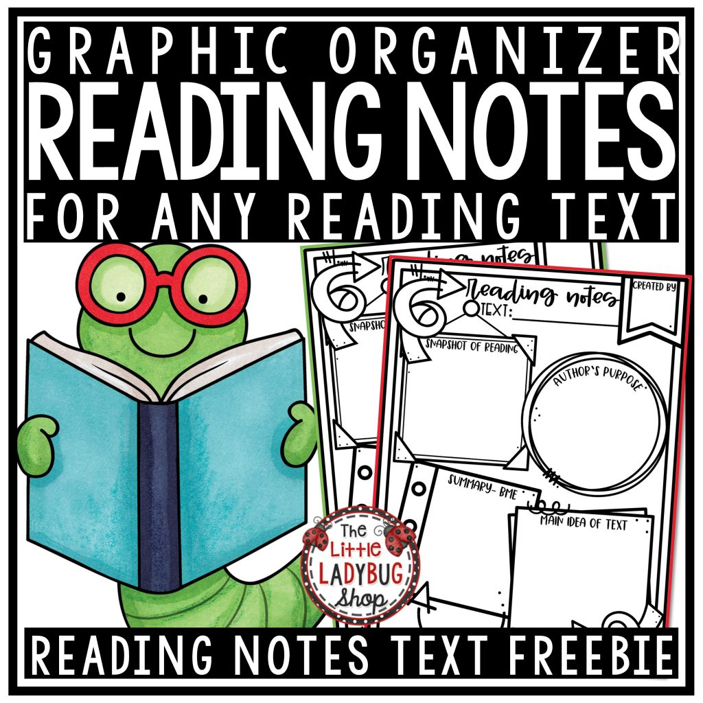 Freebie Strategies that Promote Reading Comprehension Skills