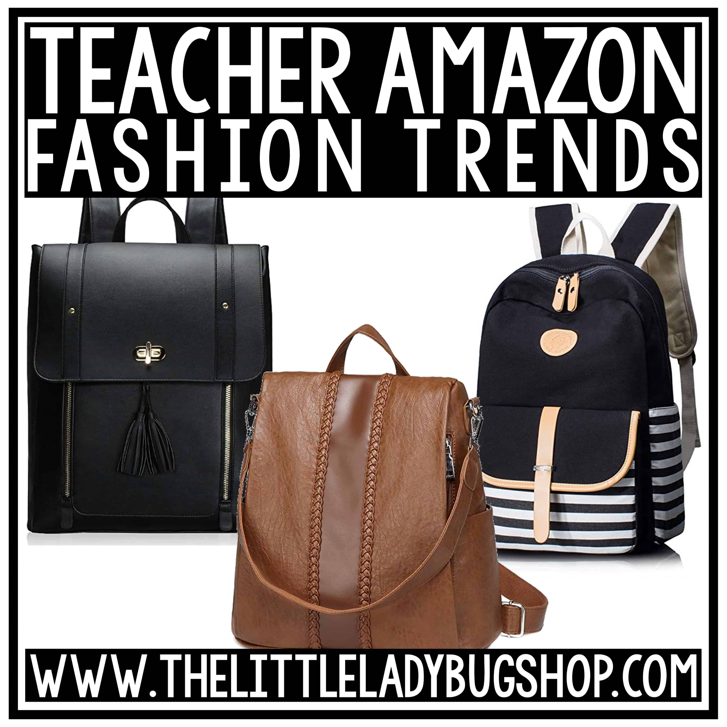 Amazon Teacher Outfits on a Budget Spring Trend Fashion