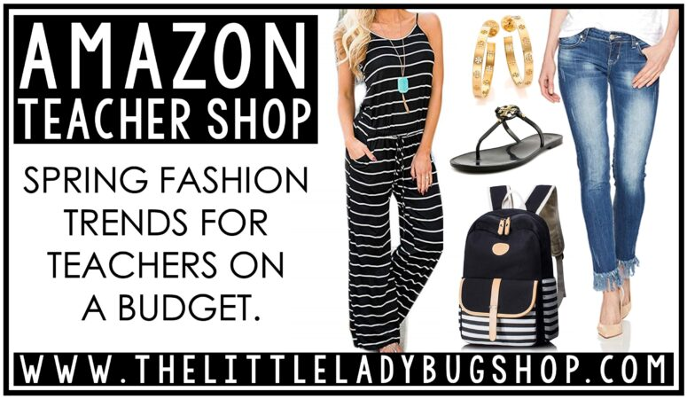 Amazon Teacher Outfits on a Budget Spring Fashion