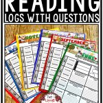 Ways to Use Classroom Reading Logs with Questions