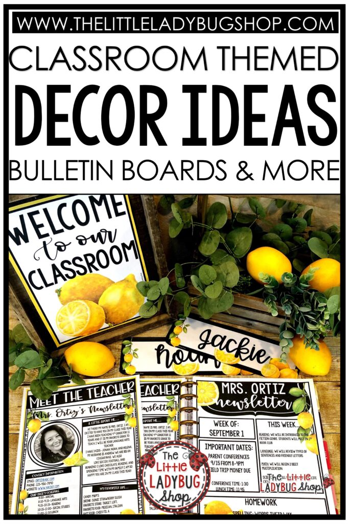 Affordable Classroom Decoration Ideas for Elementary Teachers