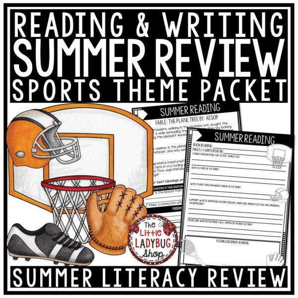 Summer Activities for 3rd grade, 4th grade