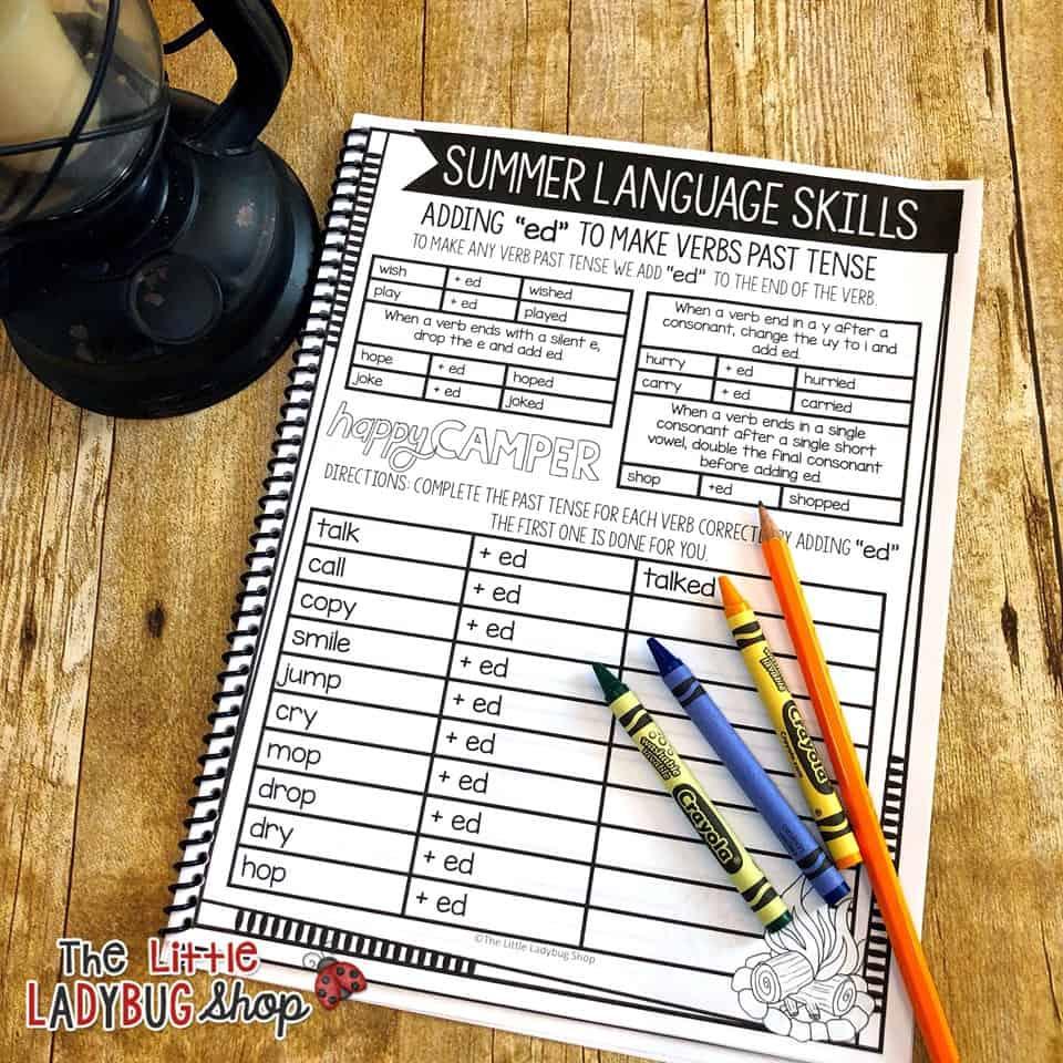 Summer Activity Ideas for 3rd grade, 4th grade