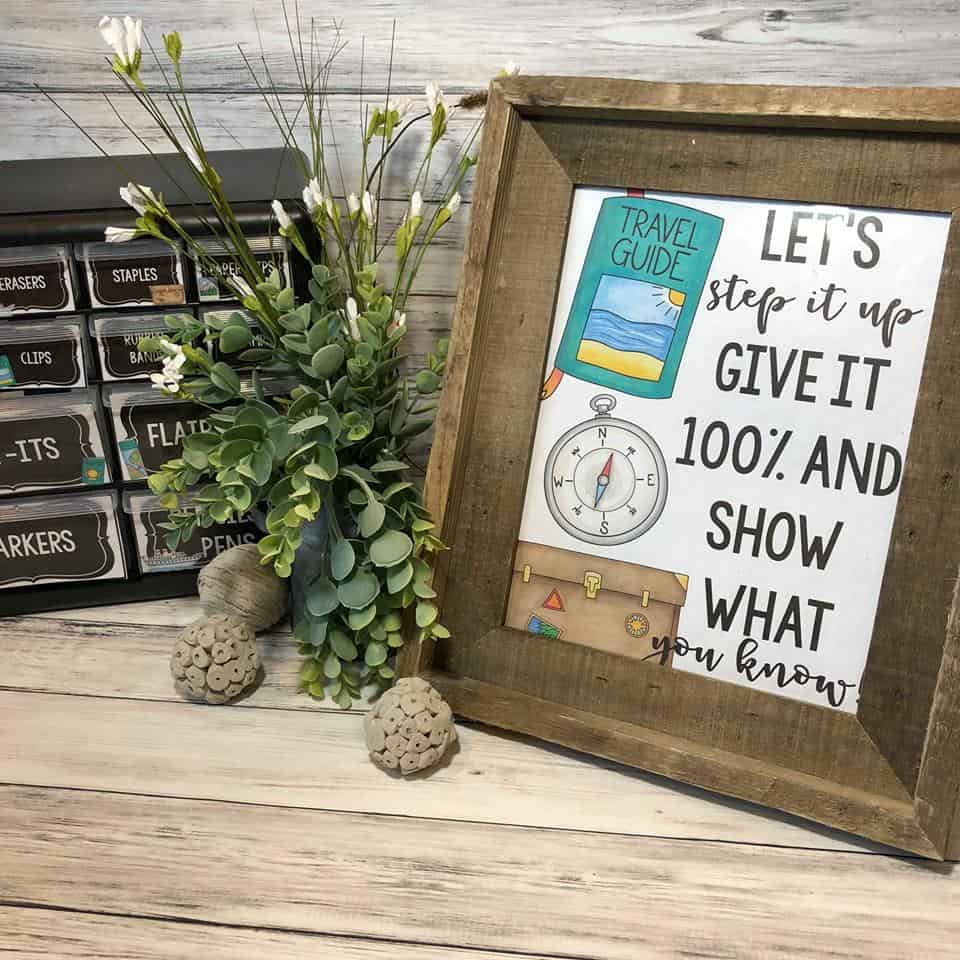 Classroom Decor Ideas