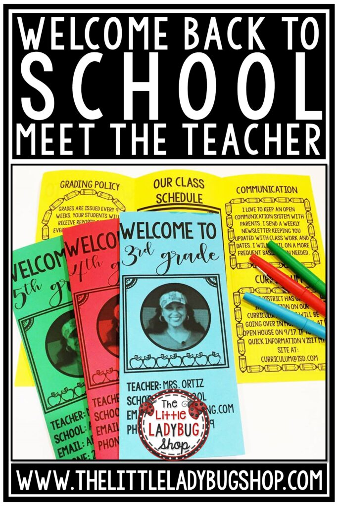Meet the Teacher: Creating a Warm and Inviting Open House