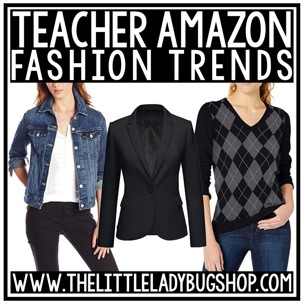 Fall Amazon Teacher Fashion