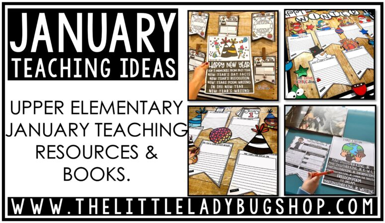 January Resources for Upper Elementary