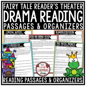 Drama Readers Theater Reading Passages