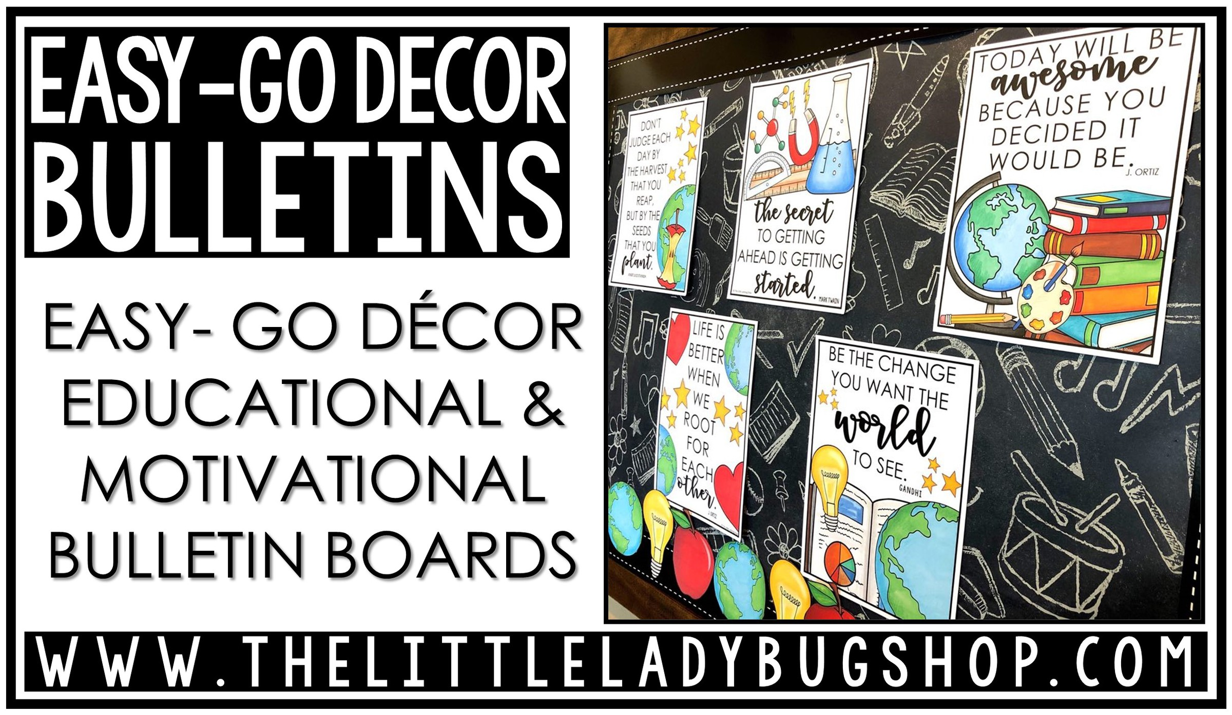 Bulletin Board Ideas For Teachers The Little Ladybug Shop