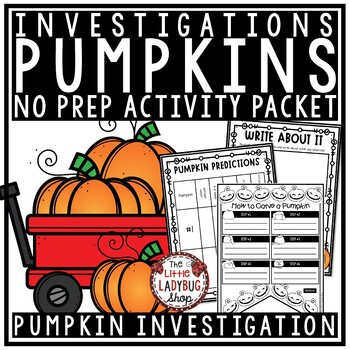 Pumpkin Investigation Worksheet How To Carve Pumpkin Writing Pumpkin Life Cycle The Little Ladybug Shop