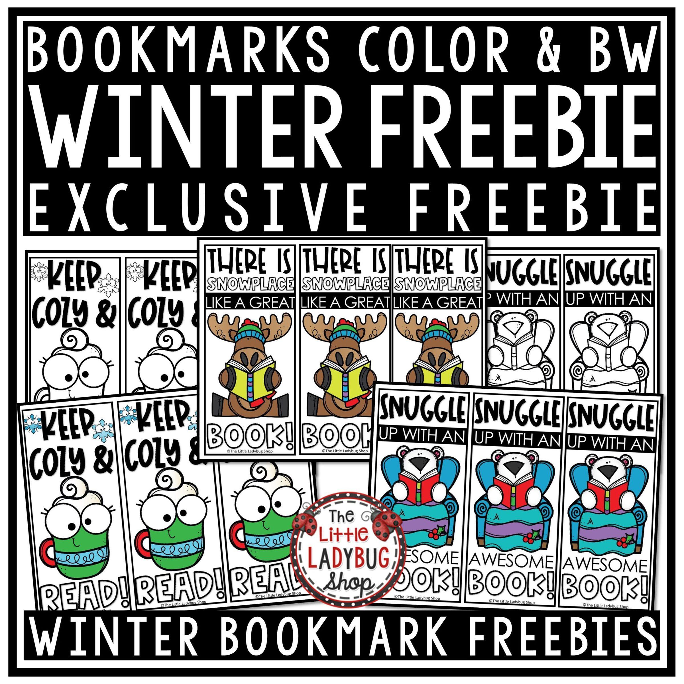 Winter Freebie Available January