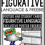 Teaching Figurative Language Freebie